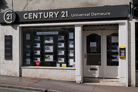 Agence immobilière CENTURY 21 Universal Demeure, 28230 EPERNON